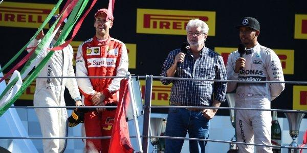 2015年 F1 イタリアGP決勝