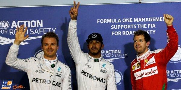 2016年 F1 バーレーンGP予選