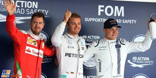 2016年 F1 ロシアGP予選