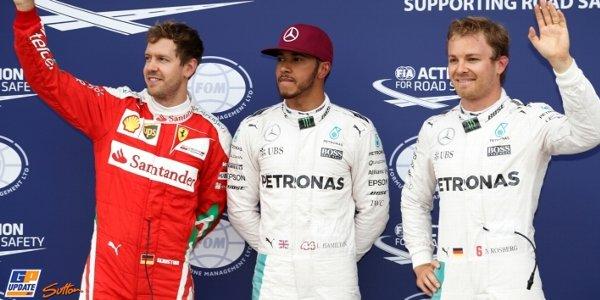 2016年 F1 カナダGP予選