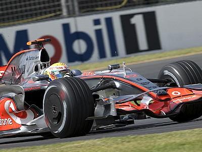 2008年 F1 オーストラリアGP予選
