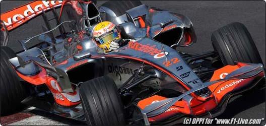 2008年 F1 カナダGP予選