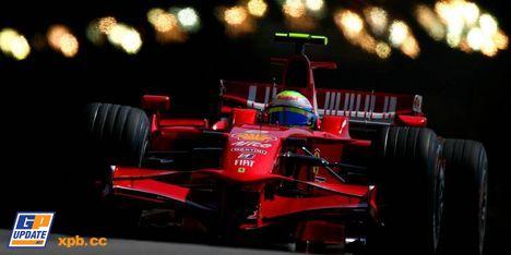 2008年 F1 モナコGP予選