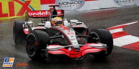 2008年 F1 モナコGP決勝
