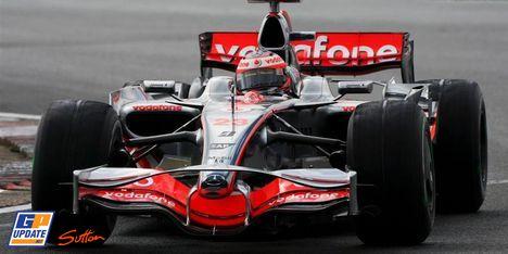 2008年 F1 イギリスGP予選