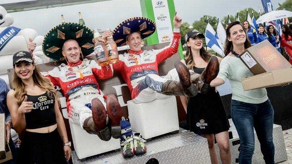2017年 WRC ラリー・メキシコ