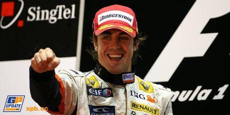 2008年 F1 シンガポールGP決勝