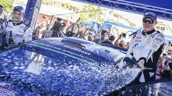 2017年 WRC ラリー・イタリア