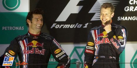 2009年 F1 中国GP決勝