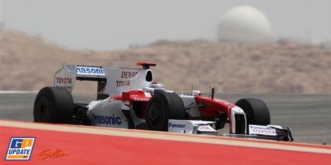 2009年 F1 バーレーンGP予選