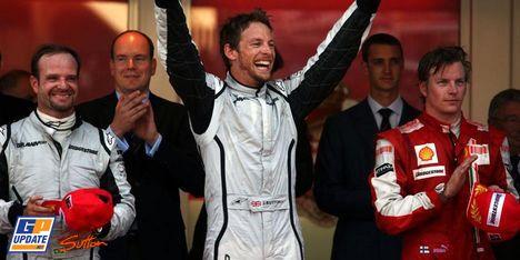 2009年 F1 モナコGP決勝