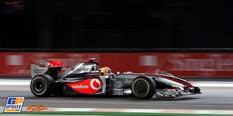 2010年 F1 シンガポールGP予選