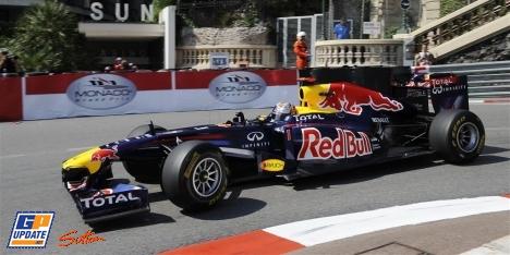 2011年 F1 モナコGP予選