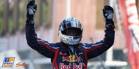 2011年 F1 モナコGP決勝