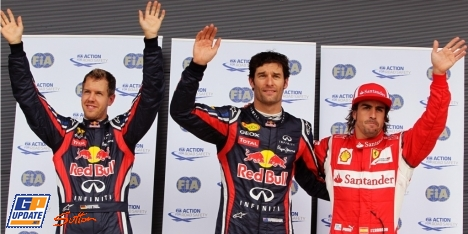 2011年 F1 イギリスGP予選