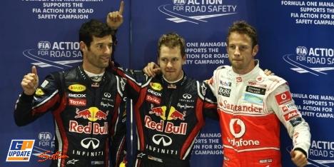 2011年 F1 シンガポールGP予選