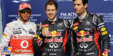 2012年 F1 バーレーンGP予選