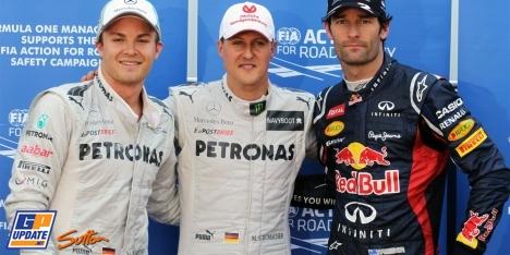 2012年 F1 モナコGP予選