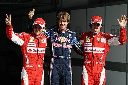 2010年 F1 バーレーンGP予選