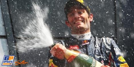 2012年 F1 イギリスGP決勝