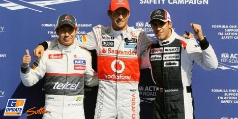 2012年 F1 ベルギーGP予選