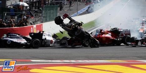 2012年 F1 ベルギーGP決勝