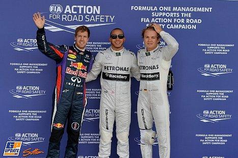 2013年 F1 イギリスGP予選