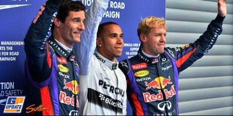 2013年 F1 ベルギーGP予選