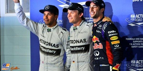 2014年 F1 バーレーンGP予選