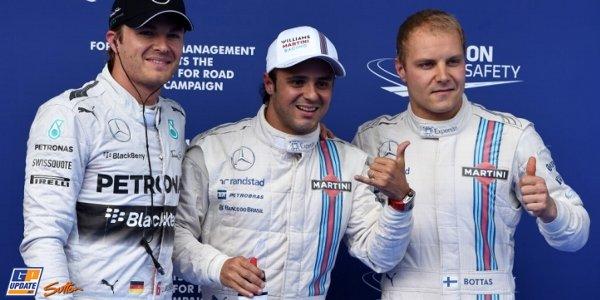 2014年 F1 オーストリアGP予選