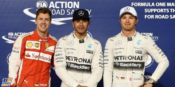 2015年 F1 バーレーンGP予選