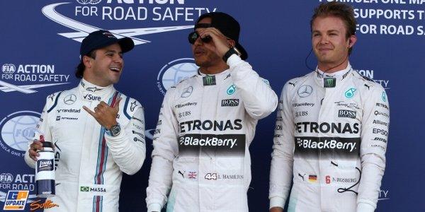 2015年 F1 イギリスGP予選
