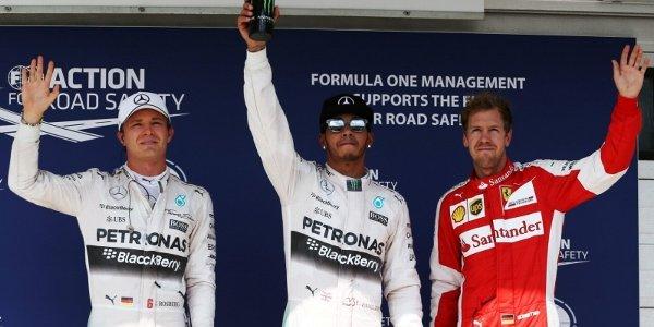 2015年 F1 ハンガリーGP予選