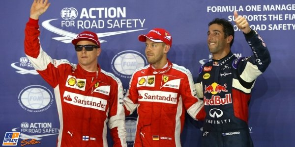 2015年 F1 シンガポールGP予選