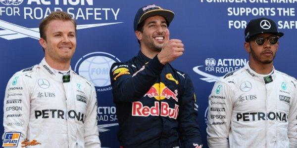 2016年 F1 モナコGP予選