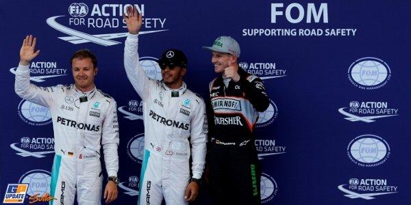 2016年 F1 オーストリアGP予選