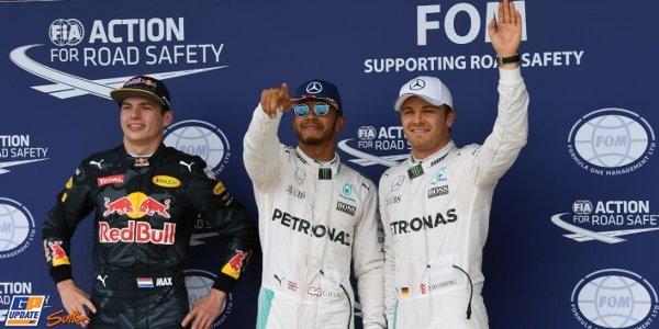2016年 F1 イギリスGP予選