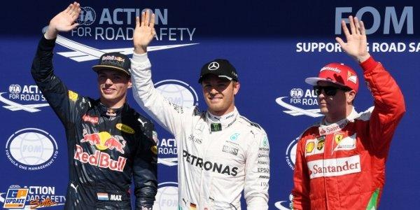 2016年 F1 ベルギーGP予選