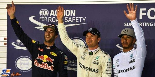 2016年 F1 シンガポールGP予選