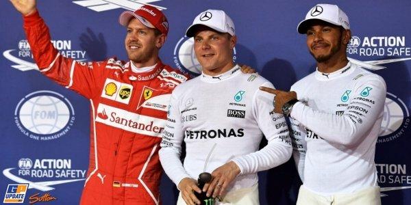 2017年 F1 バーレーンGP予選