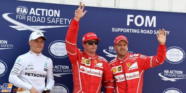 2017年 F1 モナコGP予選