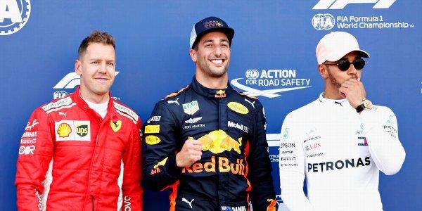 2018年 F1 モナコGP予選