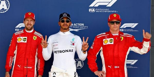2018年 F1 イギリスGP予選