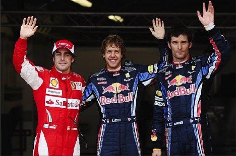 2010年 F1 イギリスGP予選