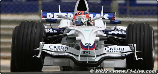 2008年 F1 バーレーンGP予選