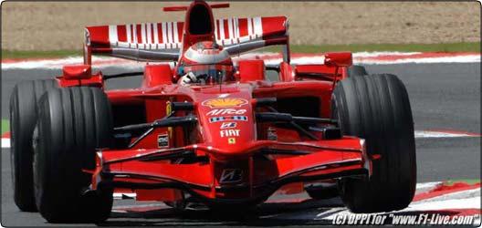 2008年 F1 フランスGP予選